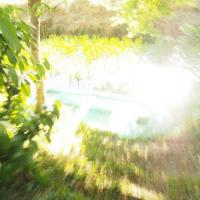 la maison de Mimi 1, photographie, paysage, pose longue, flou