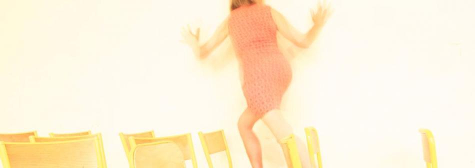 photographie, photo floue, danse et Butô en musique