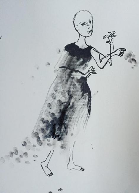 Butô - Françoise