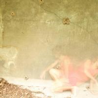 dualités 10, photographie, dédoublement, pose longue,  bougé