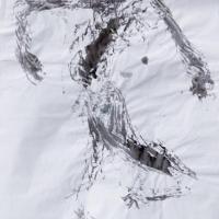 dessin - empreinte 8