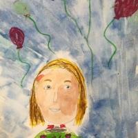 Anne - 8 ans