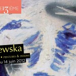 exposition Magda Moraczewska à la mairie du 13eme à Paris