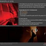 Grand Marché d'Art Contemporain, Bastille