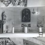 Chapelle de la Salpêtrière, Magda Moraczewska, collage