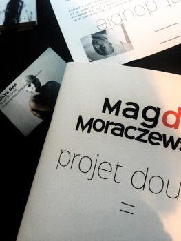 PROJET DOUBLE - livre de Magda Mioraczewska
