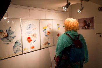 vernissage exposition projet double