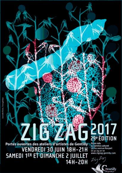 Zig Zag préparatifs