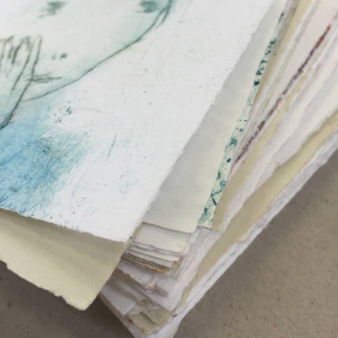 100 gravures – un tirage pour l'Artothèque de Draguignan