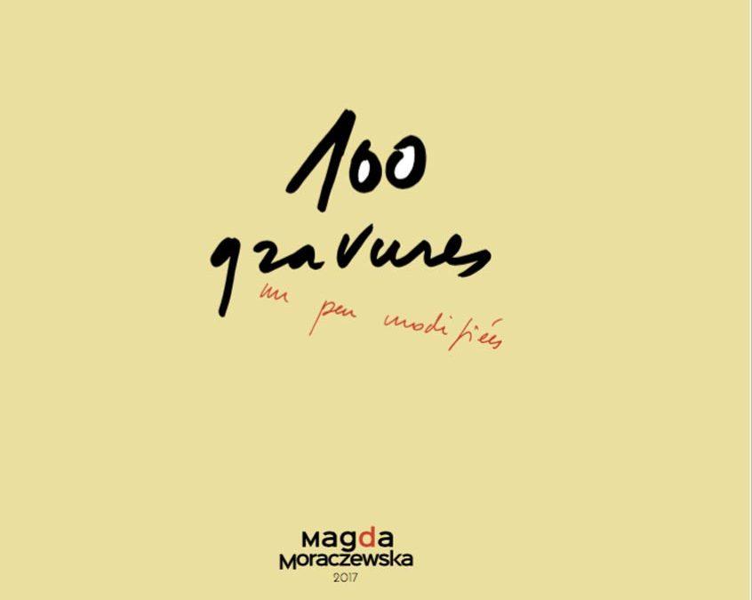 le livre 100 gravures (un peu modifiées)