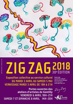 Zig Zag 2018 affiche