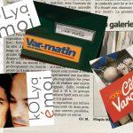 Magda Moraczewska article sur Var Matin