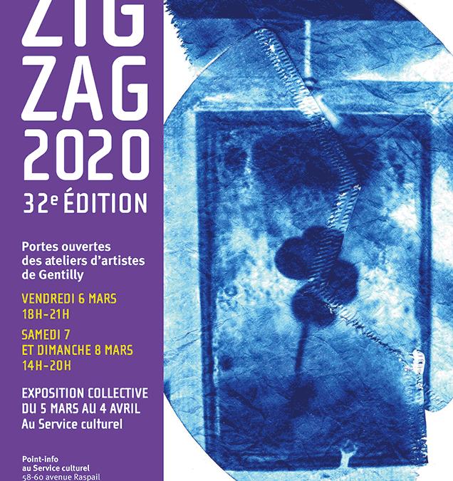 Zig Zag – portes ouvertes à Gentilly