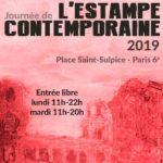 journée de l'estampe contemporaine - 2019